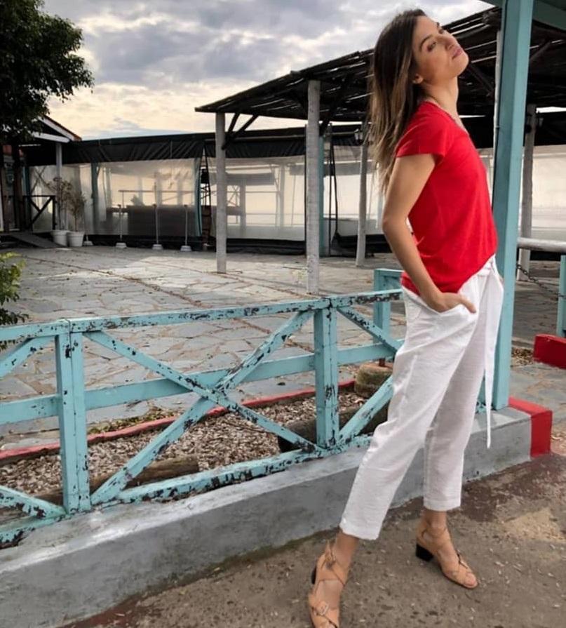 Benjamina Anticipo coleccion verano 2020