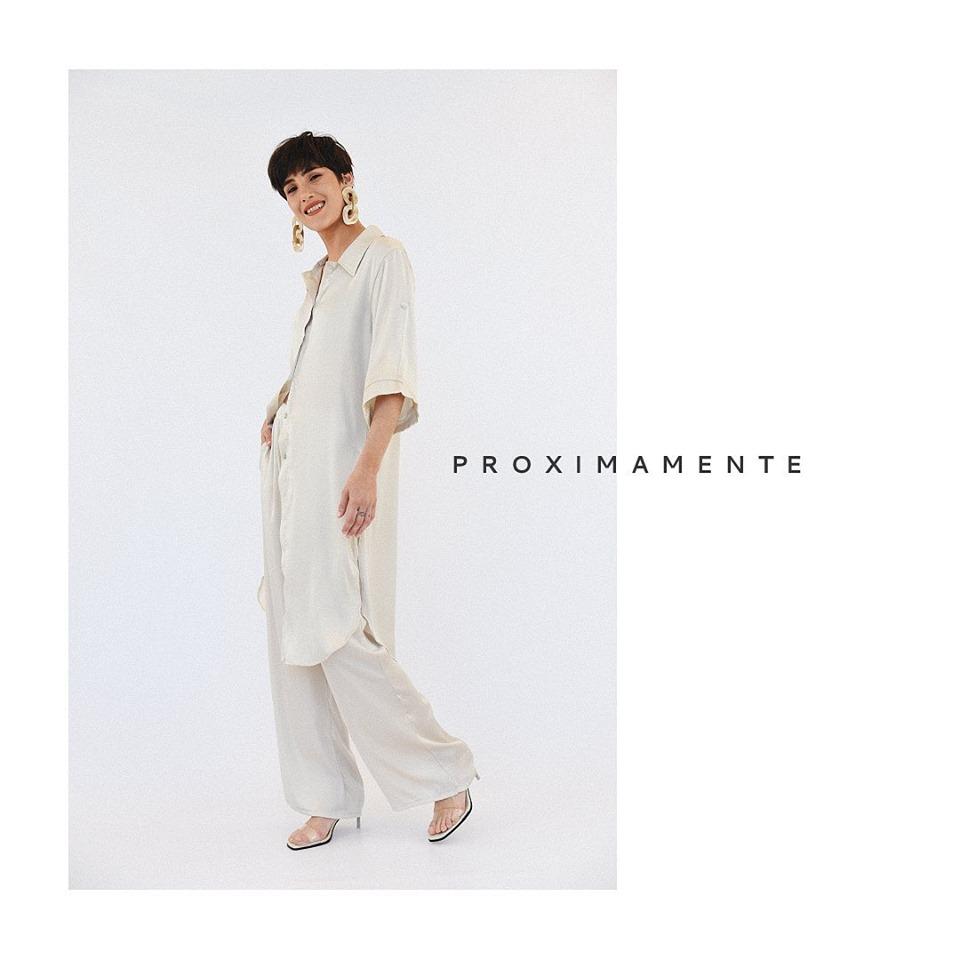Pablo Mei look blanco verano 2020