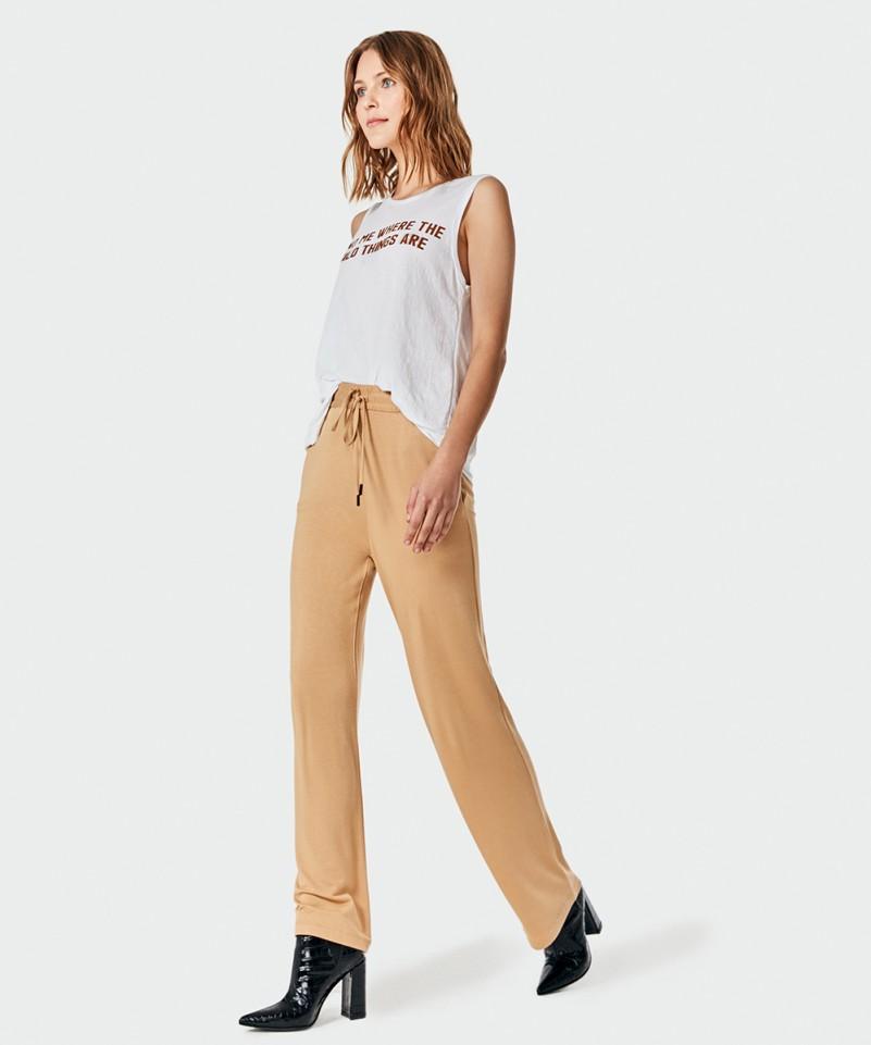 pantalon de vestir palazzo kosiuko primavera verano 2020