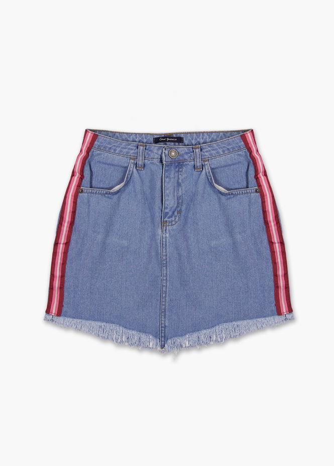 pollera jeans juveniles verano 2020 como quieres que te quiera