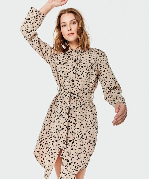 vestido camisero kosiuko primavera verano 2020