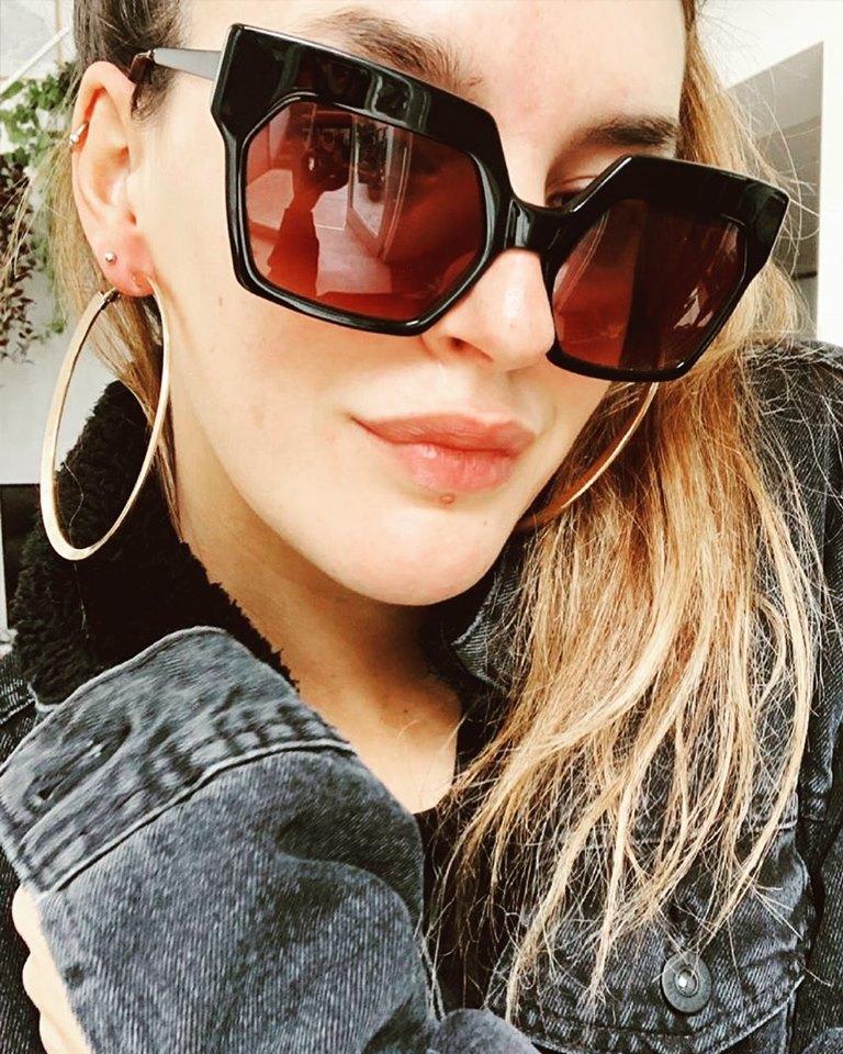 Carla Di Si Gafas de sol geometricas verano 2020