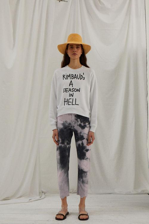 Jeans batik verano 2020 Ay Not Dead