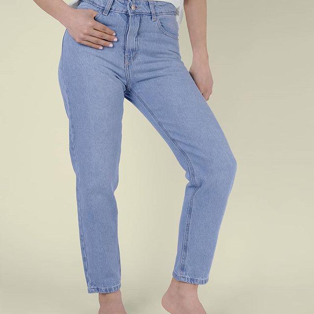 Jeans claro primavera vernano 2020 Vertu jeans