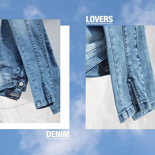 Jeans para mujer Striven primavera verano 2020