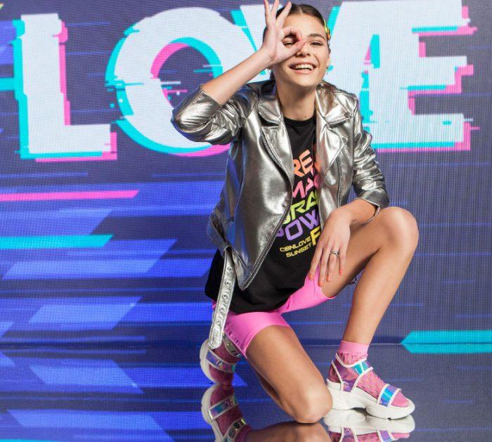 Look adolescente de moda verano 2020 Combustion Love