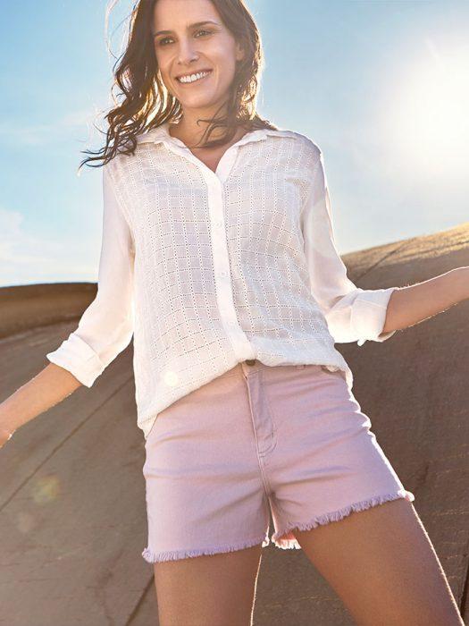 Shorts y camisa primavera verano 2020 Sail Basic