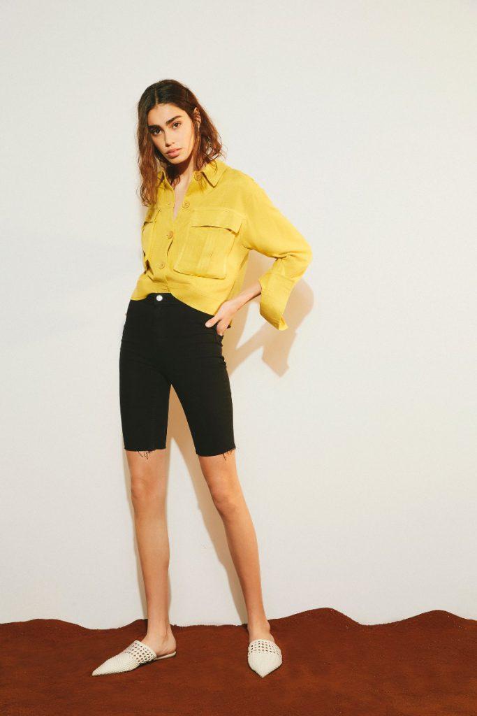 bermuda jeans verano 2020 Delucca