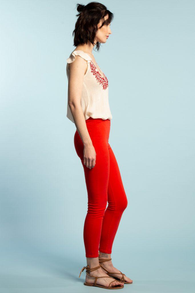 calza roja Cuesta blanca verano 2020