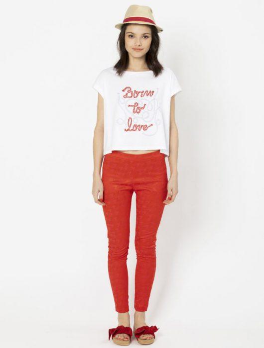 calzas mujer verano 2020 Asterisco