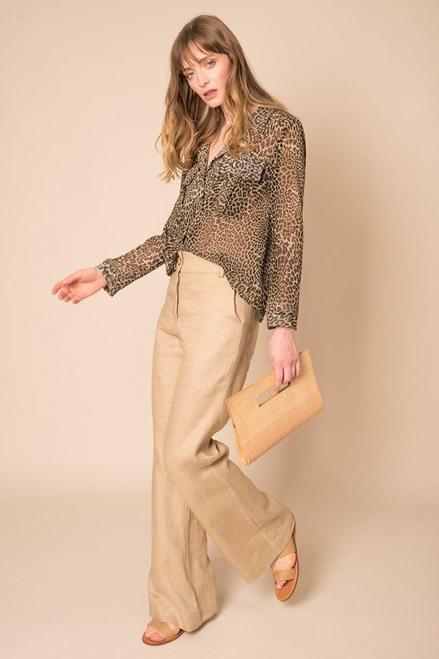 Pantalones Largos Mujer Verano 2020 Notilook Moda Argentina