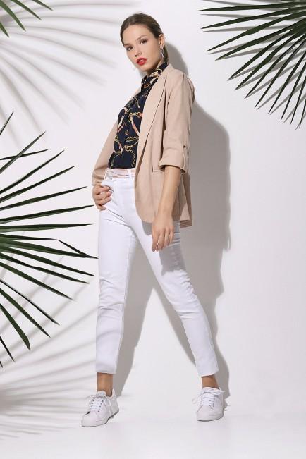 camisa estampadas mujer Brandel verano 2020