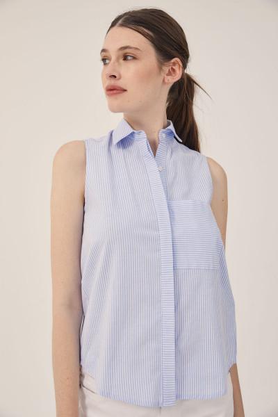 camisa musculosa mujer verano 2020