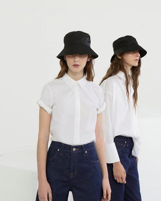 camisa y jeans primavera verano 2020 Etiqueta Negra