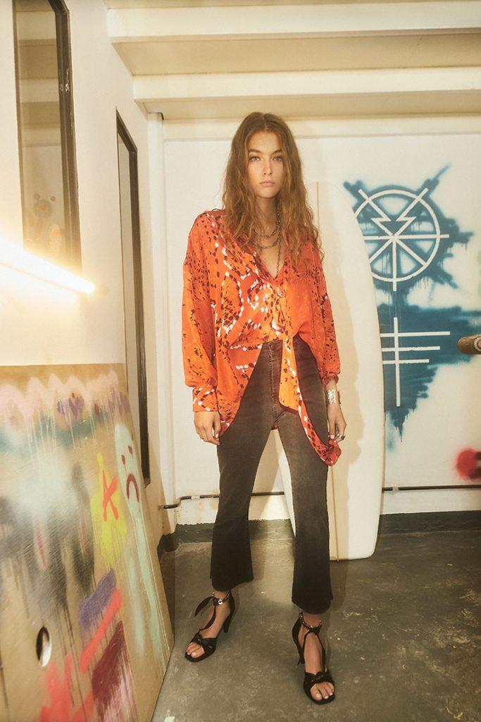 camisas de moda mujer Maria Cher Looks de moda para mujer verano 2020