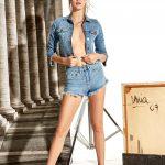 Delaostia - Moda denim primavera verano 2020