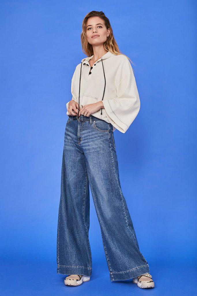 jeans boho chic verano 2020 Rapsodia