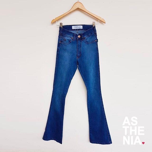 jeans mujer Asthenia primavera verano 2020