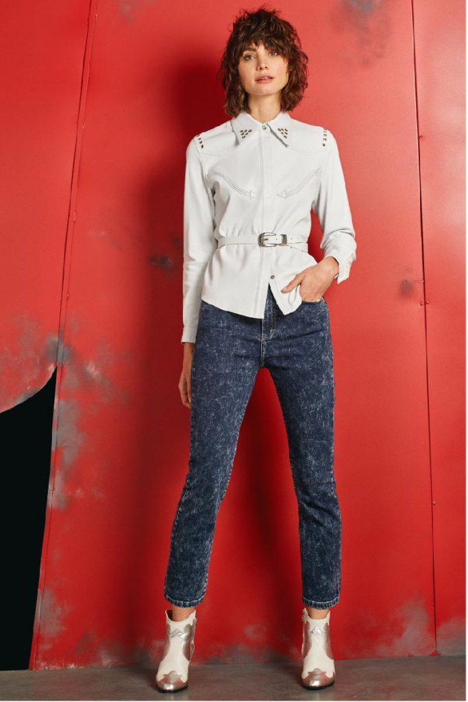 jeans nevado Uma verano 2020
