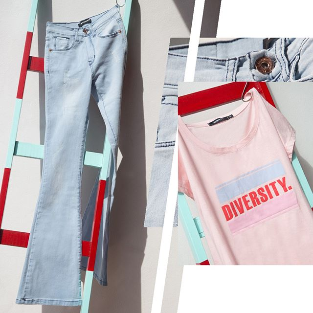jeans oxfort claro mujer Striven primavera verano 2020