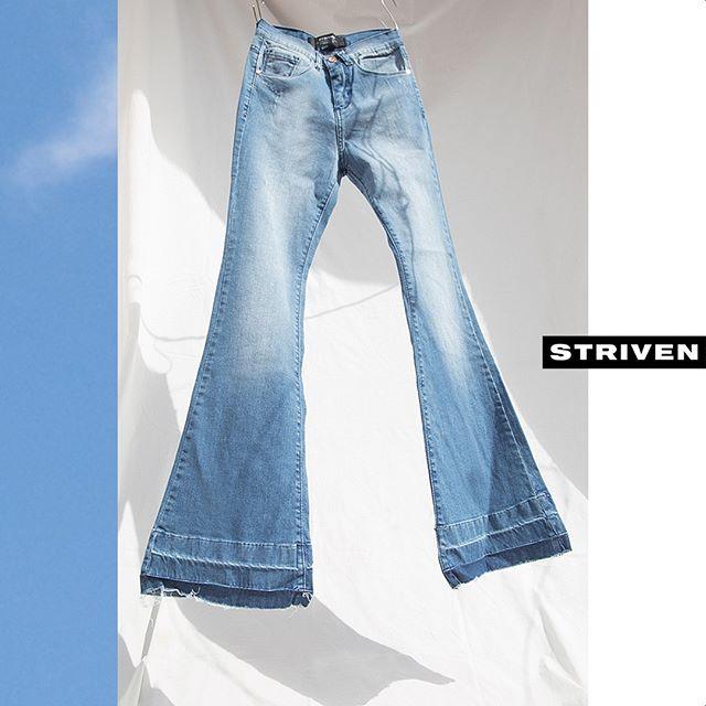 jeans para mujer moda Striven primavera verano 2020