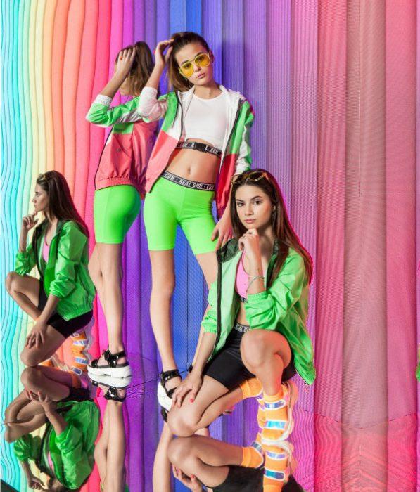 moda teenager verano 2020 Combustion Love
