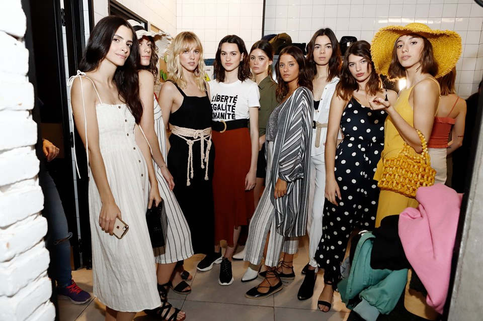 moda urbana mujer Inedita argentina verano 2020