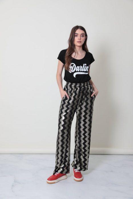 palazzo estampado Doll store verano 2020