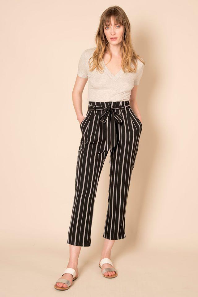Sarawak Look Formales Y Simples Pantalones Mujer Verano 2020 Notilook Moda Argentina