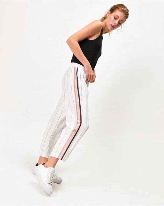 pantalon de estampada primavera verano 2020 By System
