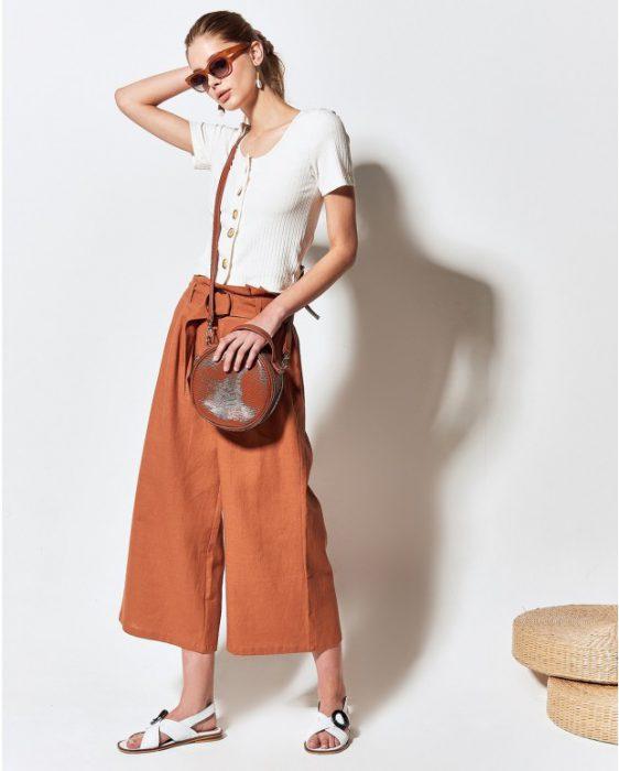 pantalon de lino moderno verano 2020 Portsaid