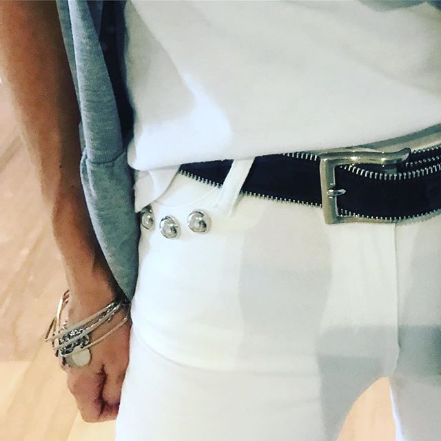 pantalones blancos de moda Pura pampa verano 2020
