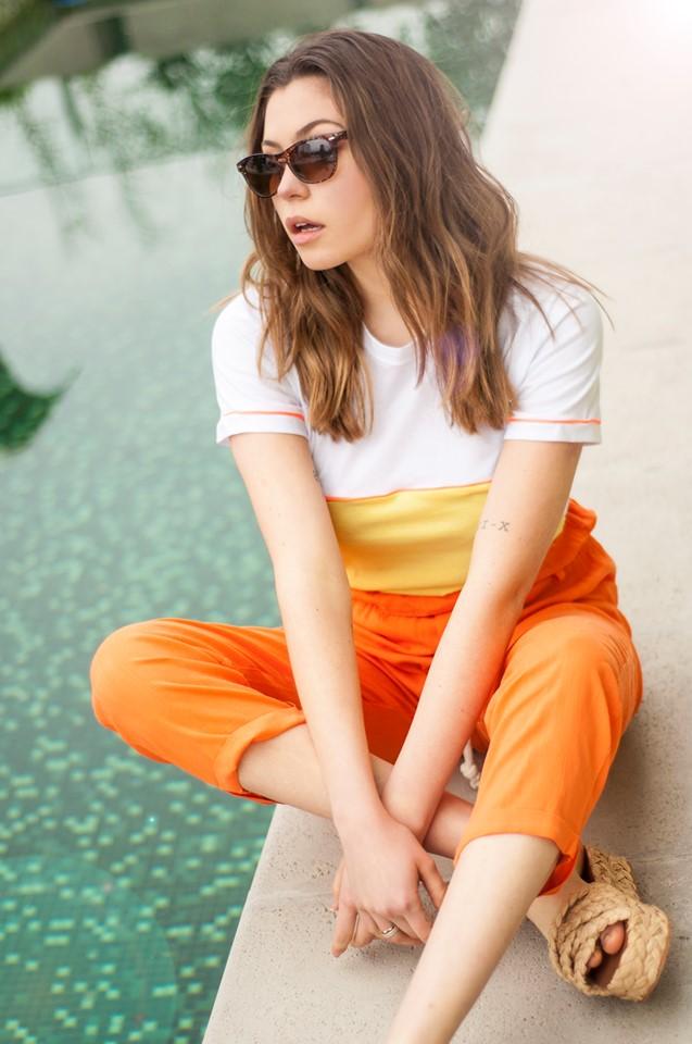 pantalones de moda juvenil mujer Tramps verano 2020