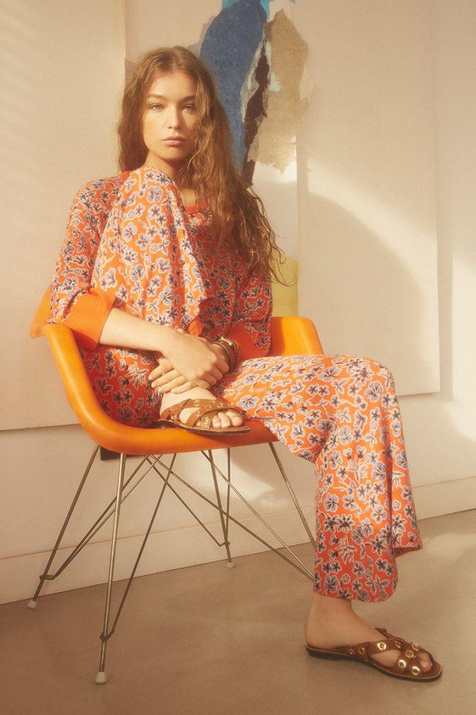 pantalones estampados Maria Cher Looks de moda para mujer verano 2020