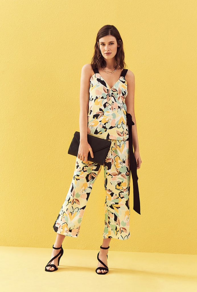 pantalones y blusas estampadas primavera verano 2020 vitamina