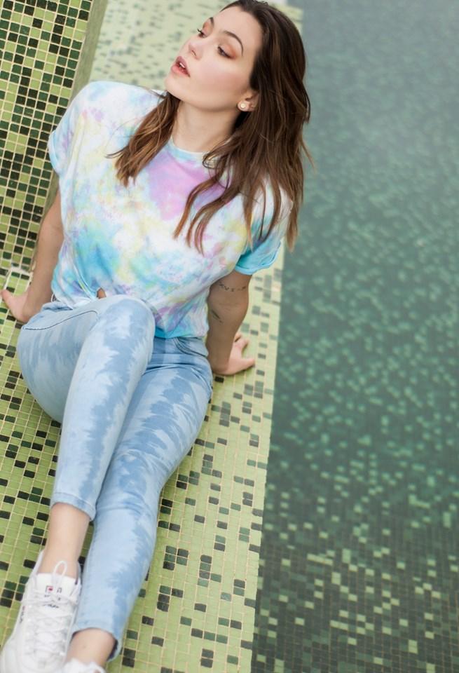 pantalones y remeras batik mujer Tramps verano 2020
