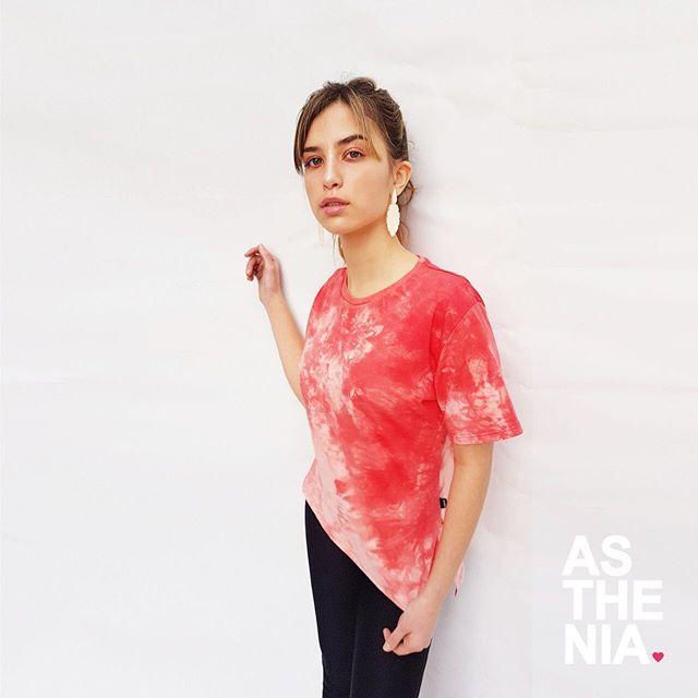remeras batik mujer Asthenia primavera verano 2020