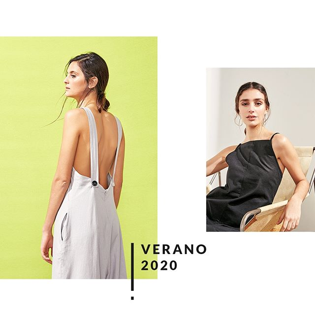 ropa minimalista mujer verano 2020 Anonimas