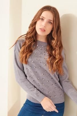 sweater bordado mujer Kevingston mujer verano 2020