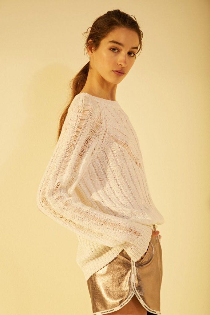 sweater hilo mujer Uma verano 2020
