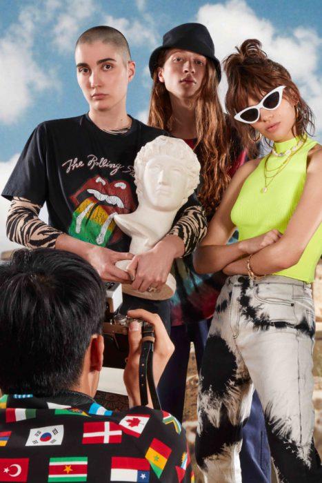 top fluor y jeans batik Complot verano 2020