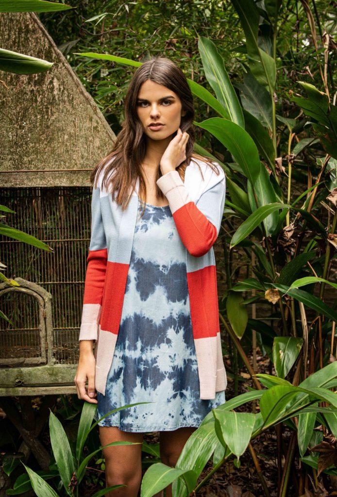 vestido batik Kill verano 2020