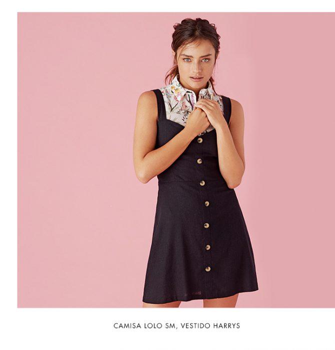 vestidos de lino casual Paula Cahen Danvers verano 2020