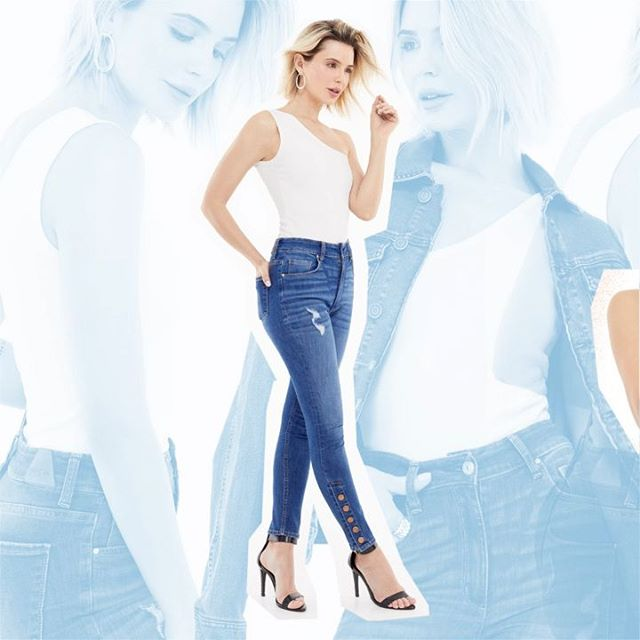 Adicta Jeans de moda mujer verano 2020