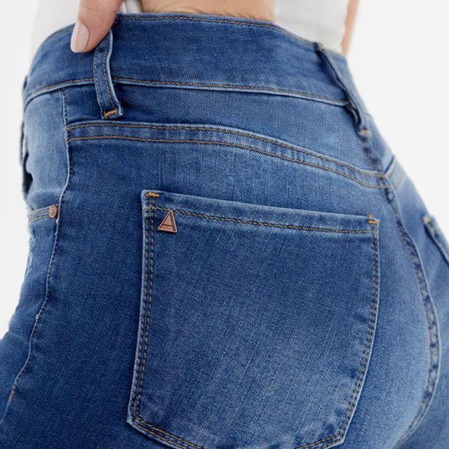 Adicta Jeans mujer con buen calce verano 2020
