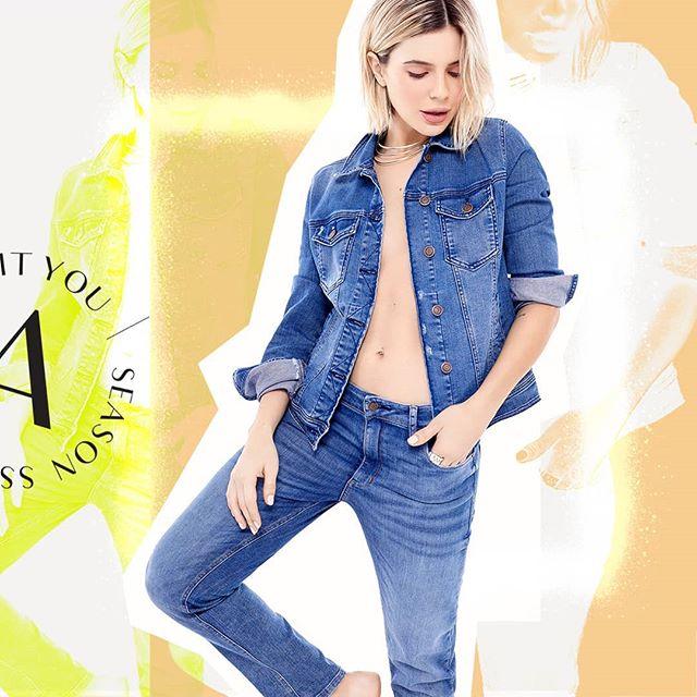 Adicta Jeans recto mujer verano 2020