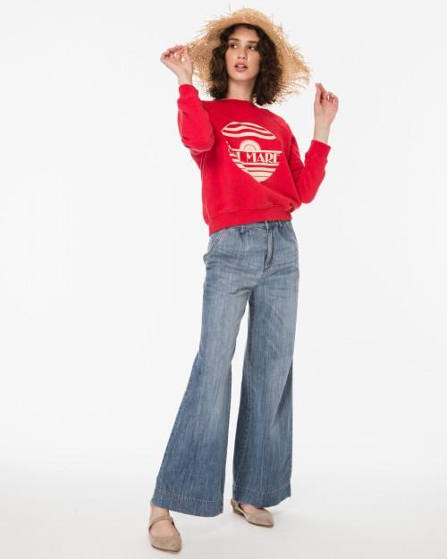 Jeans Oxford verano 2020 Wanama Mujer