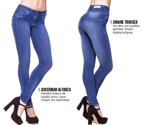 Jeans chupin octanos Jeans verano 2020
