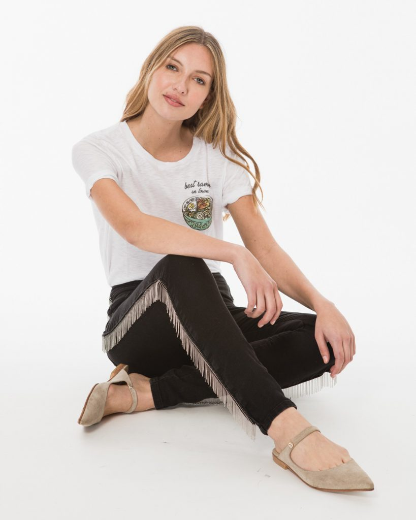 Jeans negro verano 2020 Wanama Mujer