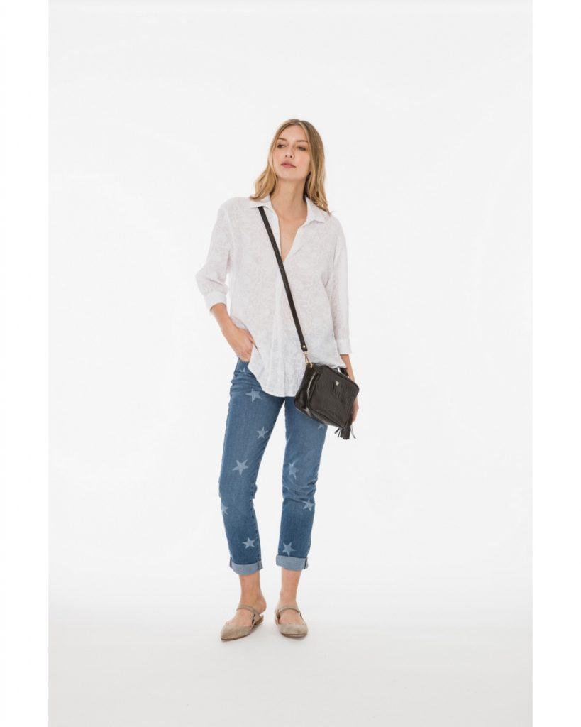 Look em jeans mujer verano 2020 Wanama Mujer